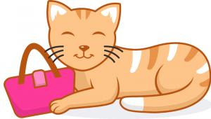 kitty-purse