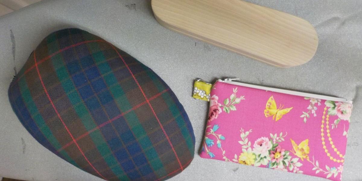Fabric Pressing Secrets for Handbag Sewing