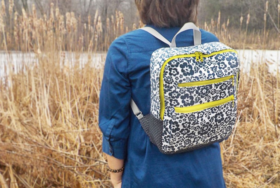 Meet the Daytripper Backpack Pattern!