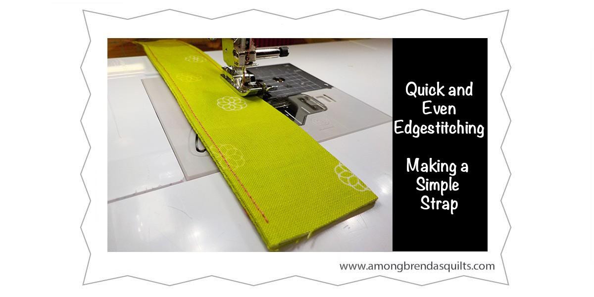 Make a Simple Purse Strap